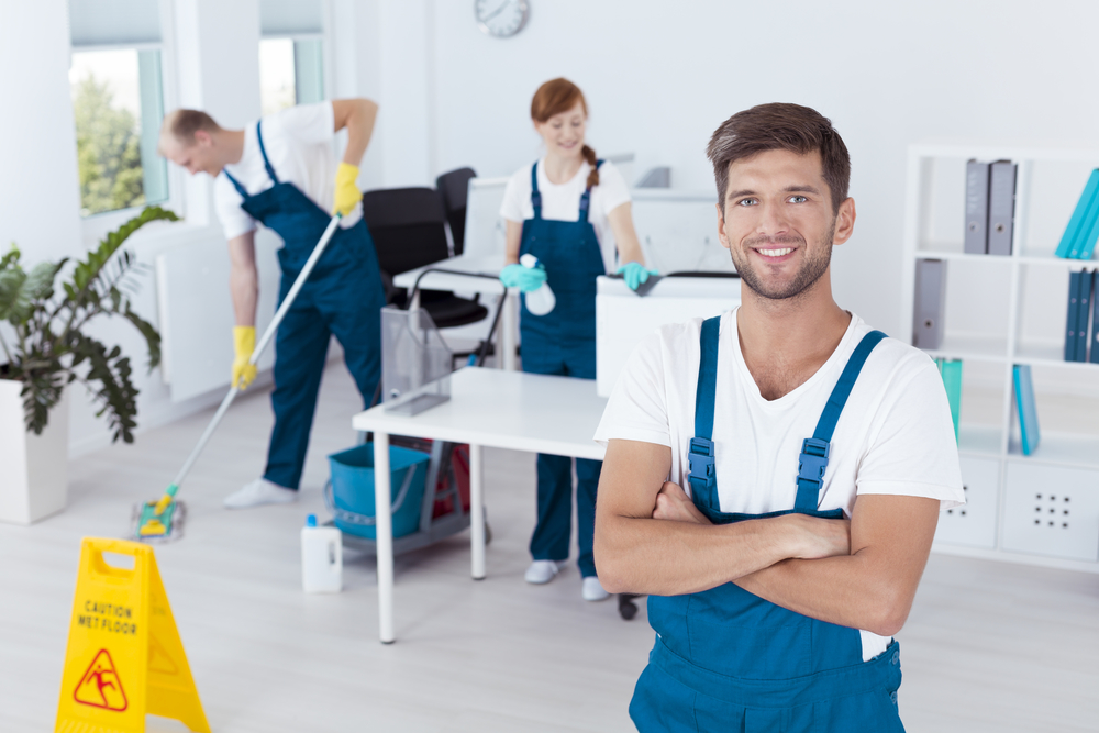 Hiring-Cleaning-Company