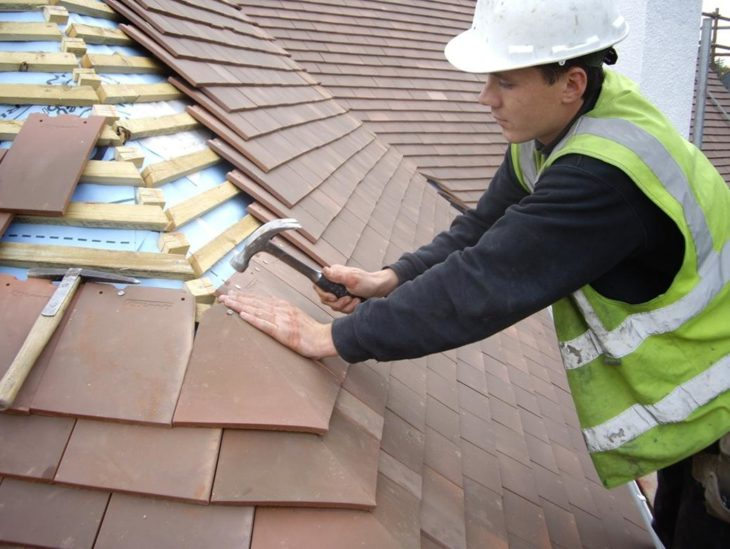 Consider for Roof Repair