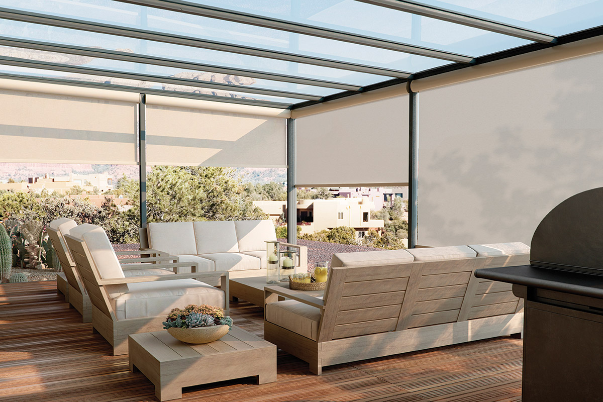 Points to Consider While Selecting the Right Motorized Shades for Your Home
