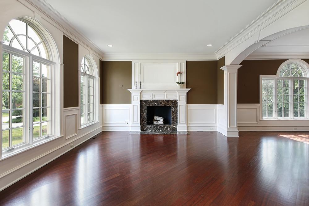 wood flooring fitting