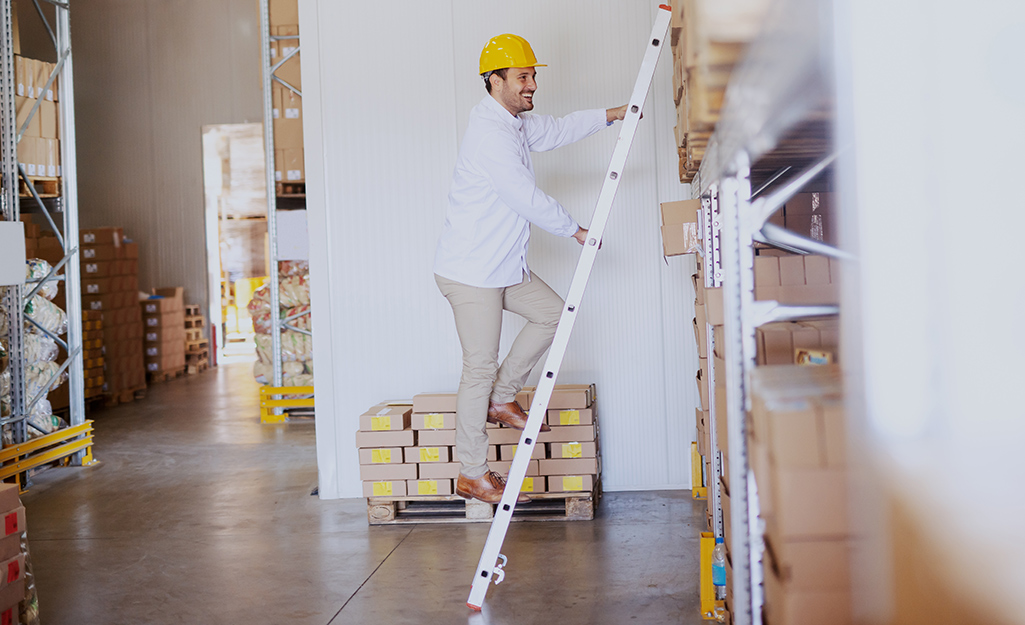4 Main Ladders for General Work