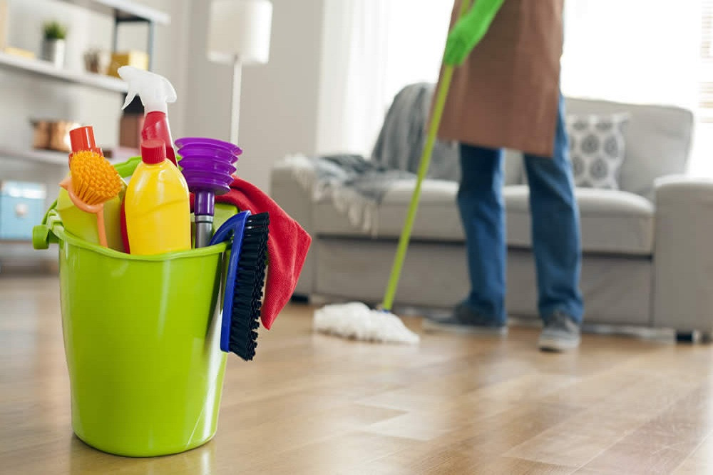 home cleaning-maid service