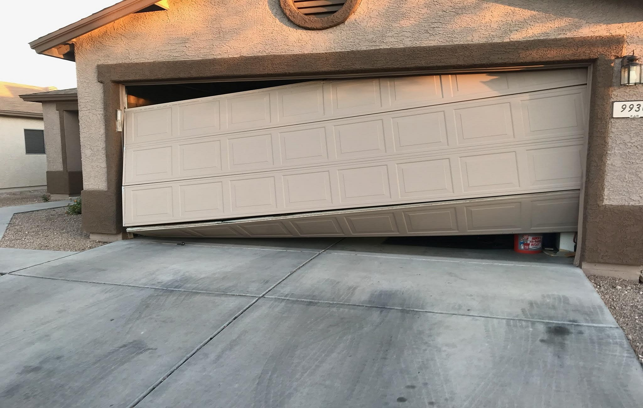 Prevent Garage Door Breakdown By Following These Tips